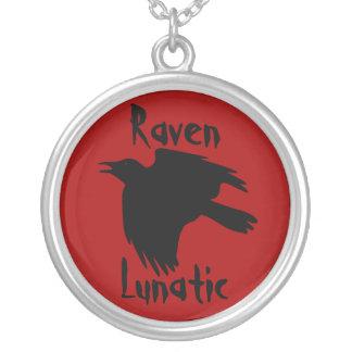 Raven Lunatic Necklace