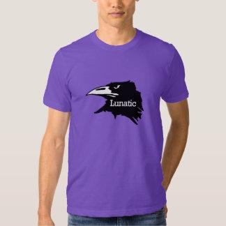 Raven Lunatic Tshirt