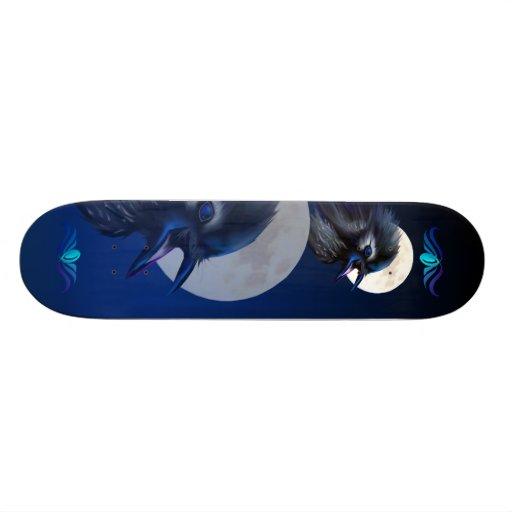 Raven Moon 2 Skateboard