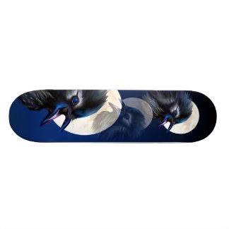 Raven Moon Skateboard