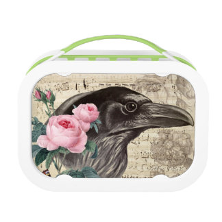 Raven Music Lunch Box