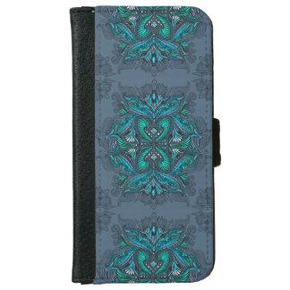 Raven of mirrors, dreams, bohemian, shaman iPhone 6 wallet case