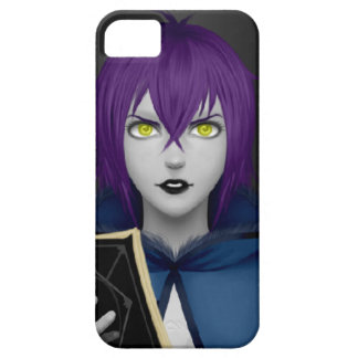 Raven Realistic Mage Barely There iPhone 5 Case