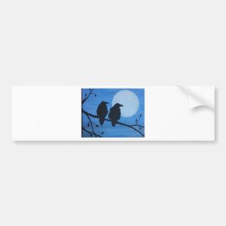 Raven Sentry Bumper Sticker