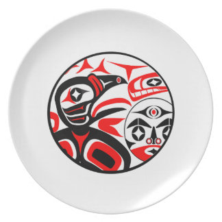 Raven Song Plate