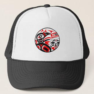Raven Song Trucker Hat