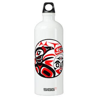 Raven Song Water Bottle