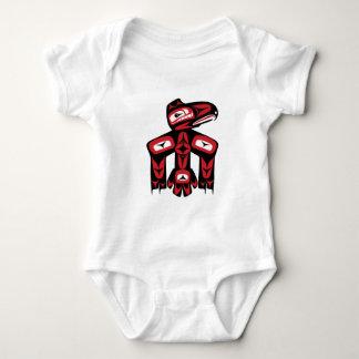 Raven Spirit Baby Bodysuit
