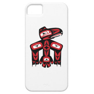 Raven Spirit Barely There iPhone 5 Case