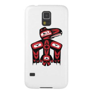Raven Spirit Case For Galaxy S5