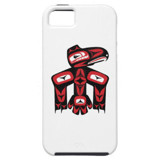 Raven Spirit Case For The iPhone 5