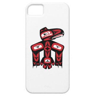 Raven Spirit iPhone 5 Cover