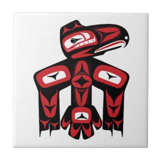 Raven Spirit Tile