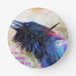 Raven Wall Clocks