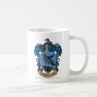 Ravenclaw Crest 2 Classic White Coffee Mug