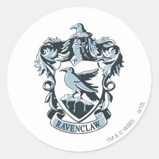 Ravenclaw Crest 3 Classic Round Sticker