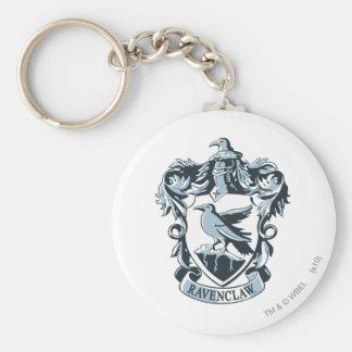 Ravenclaw Crest 3 Keychain