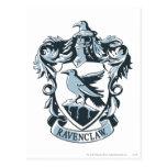 Ravenclaw Crest 3 Post Cards