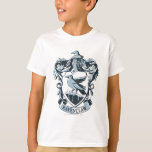 Ravenclaw Crest 3 Tee Shirts
