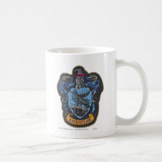 Ravenclaw Crest 4 Basic White Mug