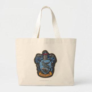 Ravenclaw Crest 4 Jumbo Tote Bag
