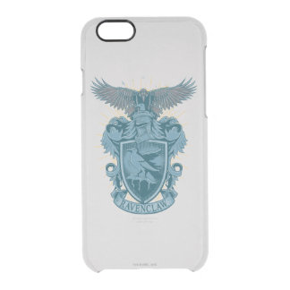 RAVENCLAW™ Crest Clear iPhone 6/6S Case