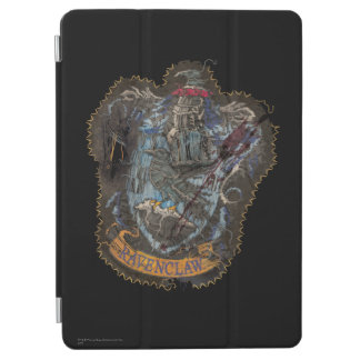 Ravenclaw Crest - Destroyed iPad Air Cover