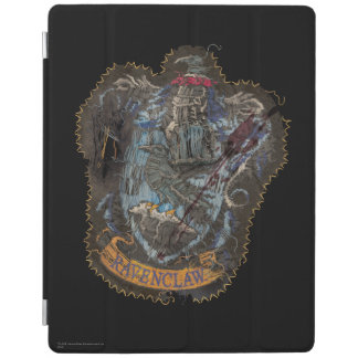 Ravenclaw Crest - Destroyed iPad Cover