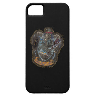 Ravenclaw Crest - Destroyed iPhone 5 Cover