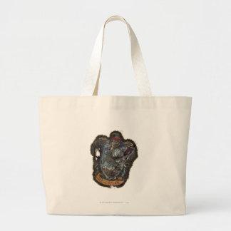 Ravenclaw Crest - Destroyed Jumbo Tote Bag