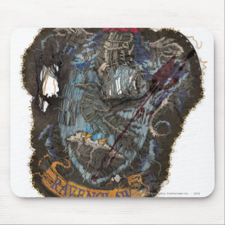 Ravenclaw Crest - Destroyed Mouse Pad