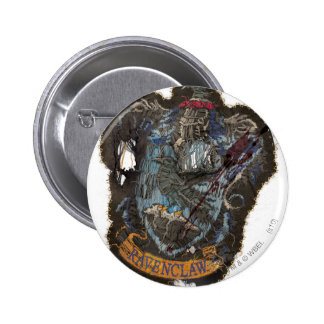 Ravenclaw Crest - Destroyed Pin