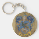 Ravenclaw Crest HPE6 Basic Round Button Key Ring
