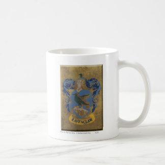 Ravenclaw Crest HPE6 Basic White Mug