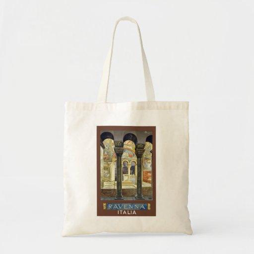 Ravenna Italia Vintage Tote Bags
