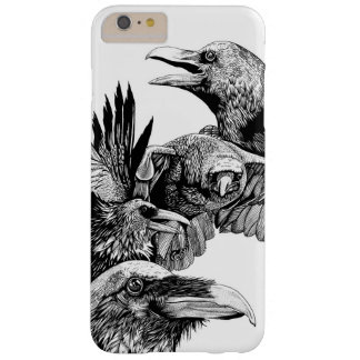 Ravens Barely There iPhone 6 Plus Case
