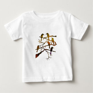Ravens in the Mist Baby T-Shirt