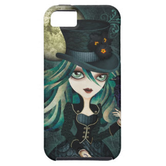 Raven's Moon iPhone 5 Case-Mate Case