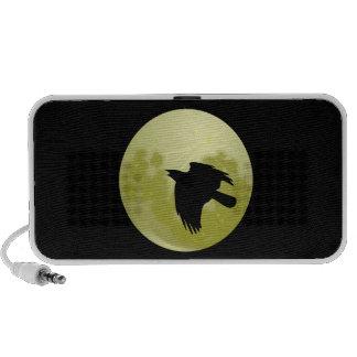 Ravens moon raven moon mp3 speaker