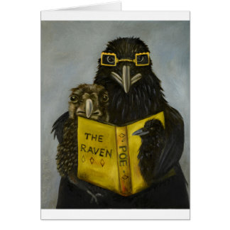 Ravens Read Card