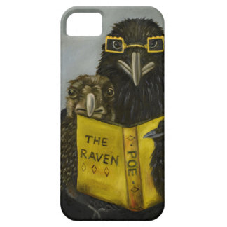 Ravens Read iPhone 5 Cover