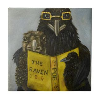 Ravens Read Tile