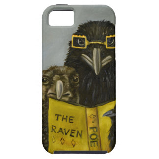 Ravens Read Tough iPhone 5 Case