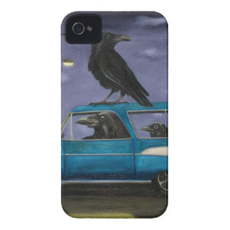 Ravens' Ride iPhone 4 Covers