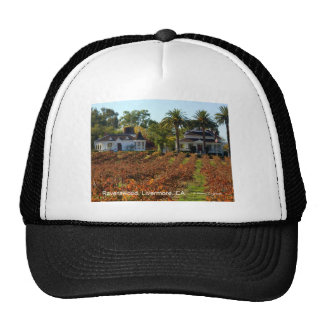 Ravenswood Livermore California Products Mesh Hats