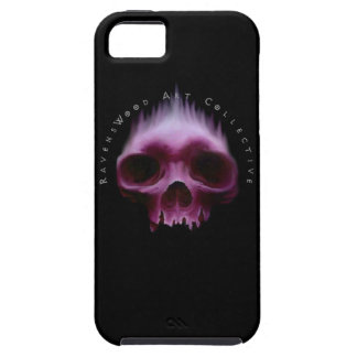 RavensWood Red Skull Iphone5 case