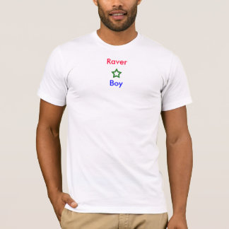 Raver Boy - Fail T-Shirt