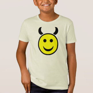 Raver Smiley Face Tshirt