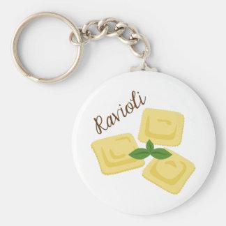 Ravioli Key Ring