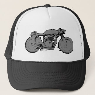 Raw Cafe Racer Hat